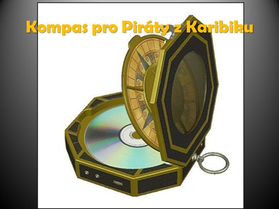 Kompas pro Piráty z Karibiku