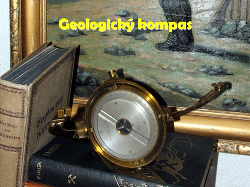 Geologický kompas