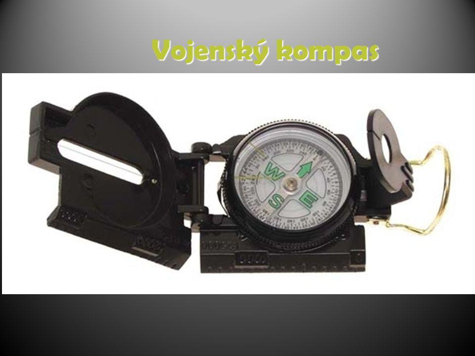Vojenský kompas