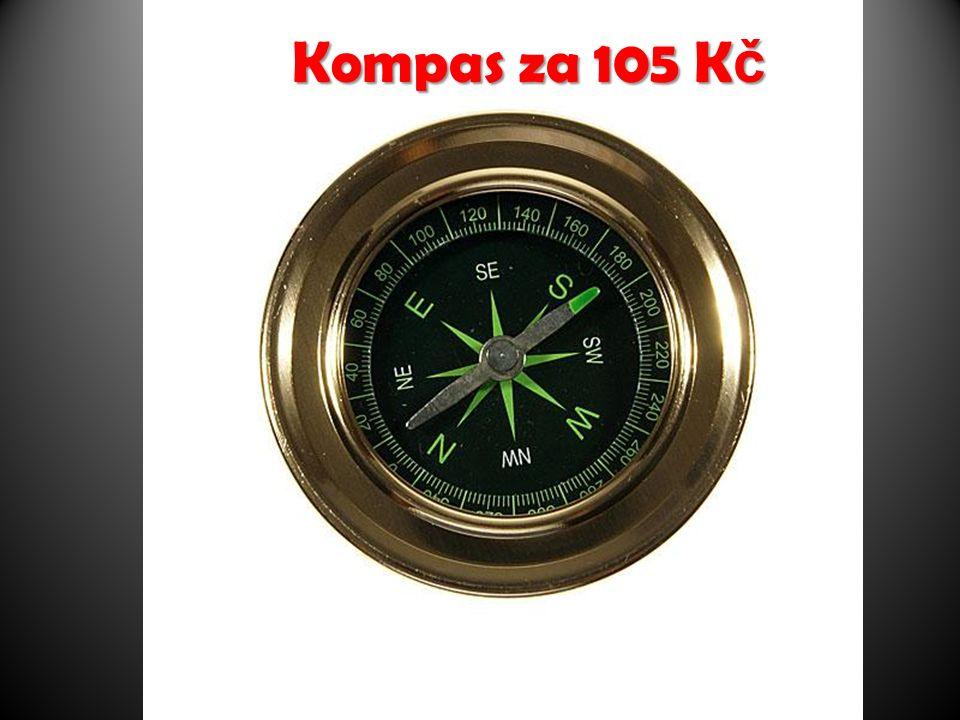 Kompas za 105 K č