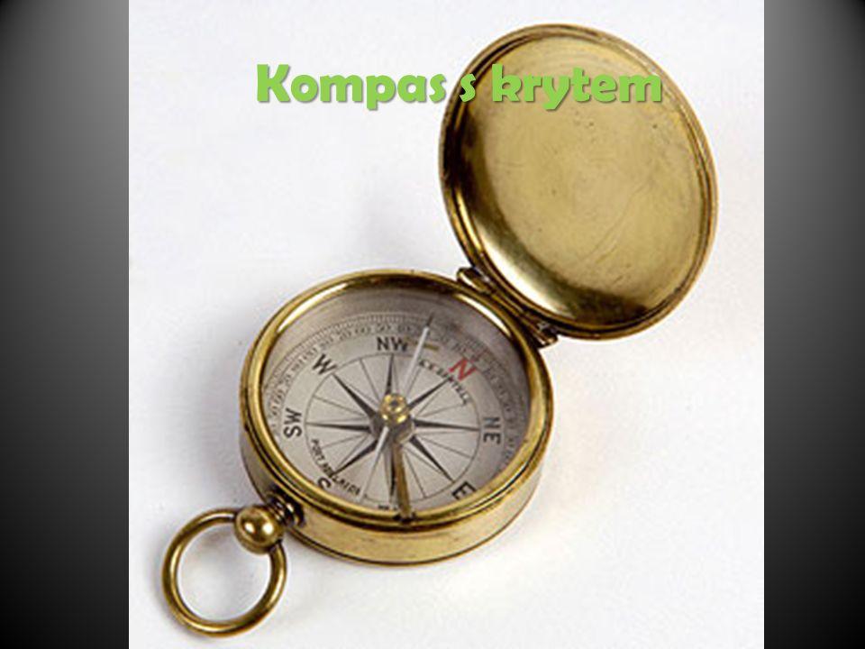 Kompas s krytem