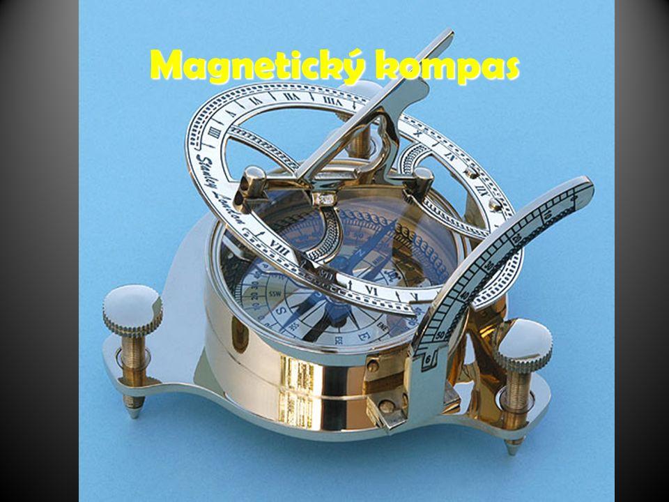 Magnetický kompas