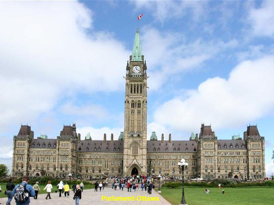 Parlament-Ottawa
