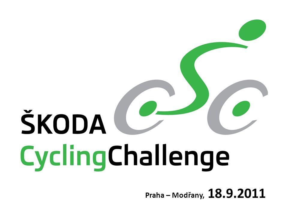 Základní informace o akci Název akce : Škoda Cycling Challenge 2011 Termín konání akce : 18.9.2011 (7-22hod) Místo konání (start/cíl) : PORT 62, ul.