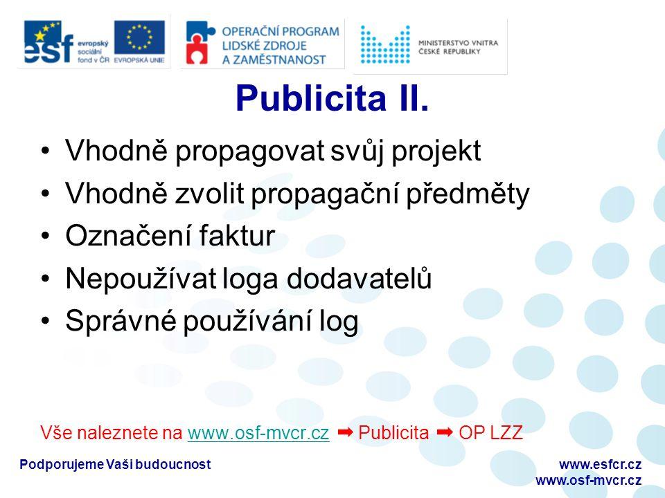 Publicita II.