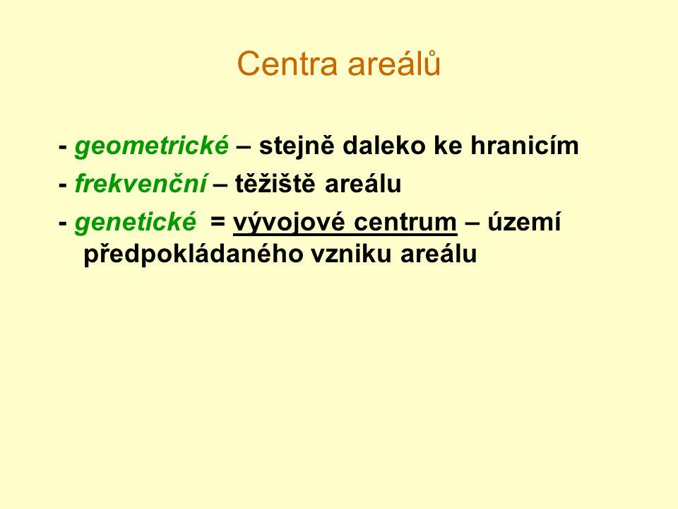 Mapování flóry střední Evropy Zprávy Čs. botanické společnosti 6:55-63, 1971 Živa 30: 182-184, 1982