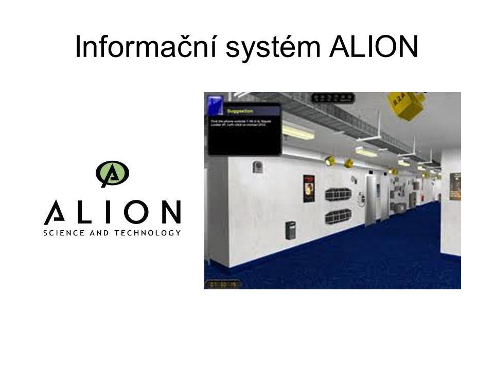 Informační systém ALION
