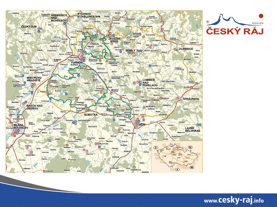 Internetoví průvodci Českým rájem: www.cesky-raj.info www.ceskyrajdetem.cz www.albrechtzvaldstejna.cz www.greenway-jizera.cz www.regionalniprodukt.cz