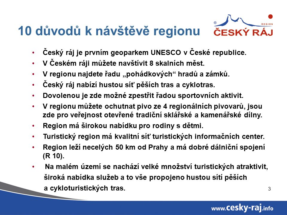 4 10 důvodů k návštěvě regionu Český ráj je prvním geoparkem UNESCO v České republice.