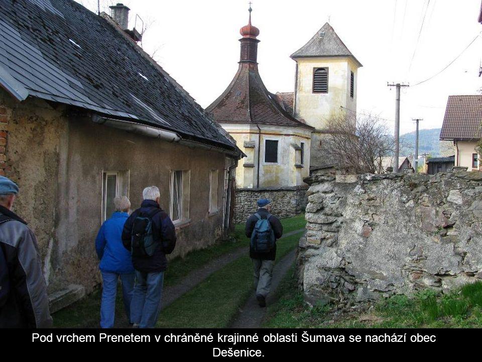 Dalším cílem naší cesty je hrad Pajrek.