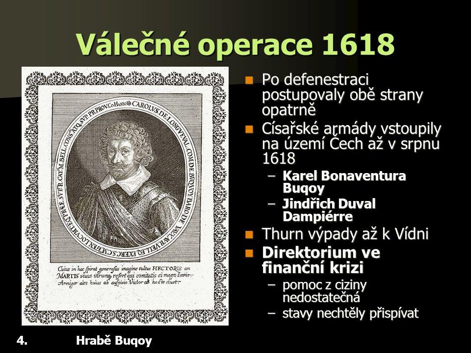 Válečné operace 1618 4.