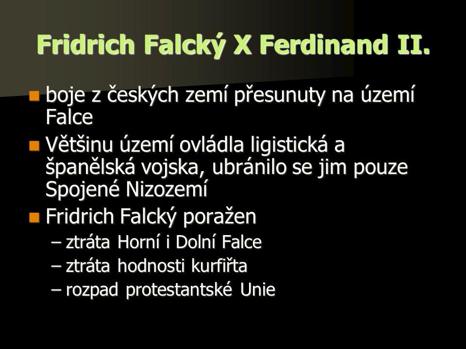 Fridrich Falcký X Ferdinand II.