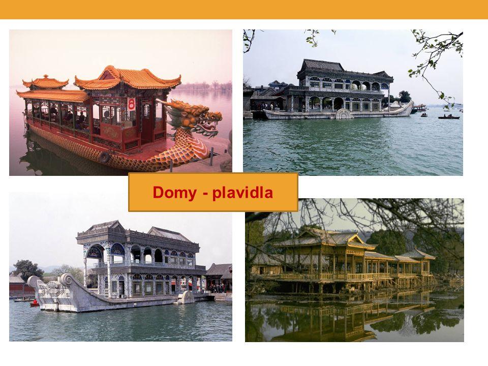 Domy - plavidla