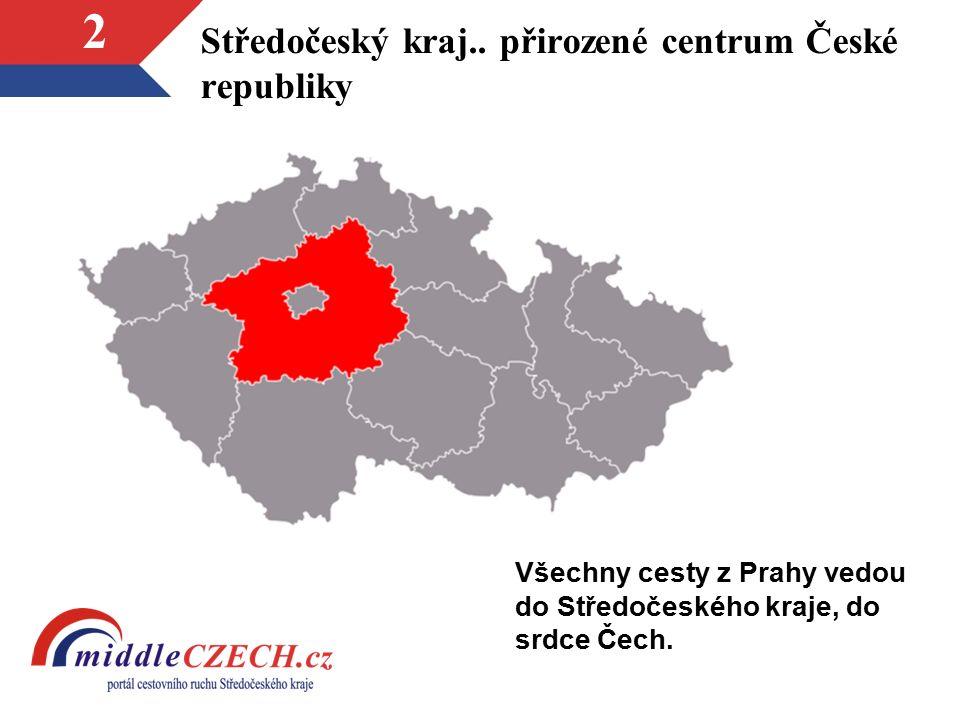 """3 Proč do Středočeského kraje Ve znamení nejen Karla IV. Výprava za """"Císařskou korunou"""