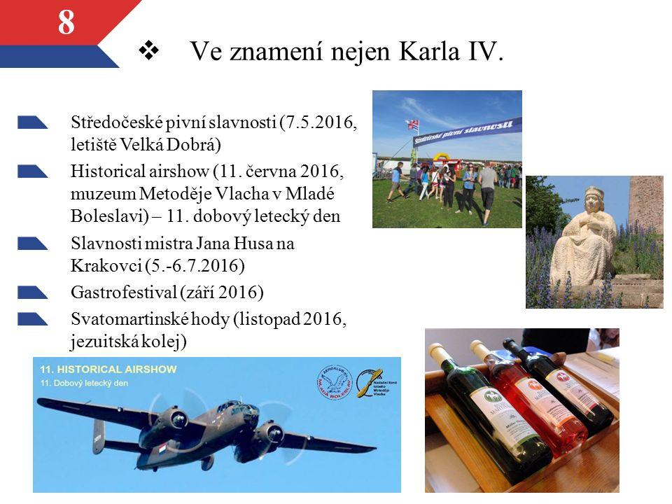 8 Středočeské pivní slavnosti (7.5.2016, letiště Velká Dobrá) Historical airshow (11.