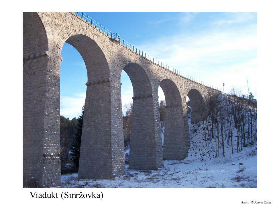 Viadukt (Smržovka) Autor © Karel Zíka