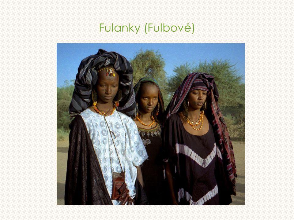 Fulanky (Fulbové)