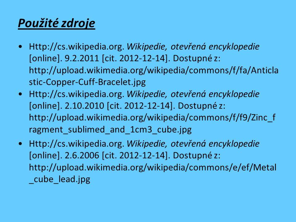 Http://cs.wikipedia.org. Wikipedie, otevřená encyklopedie [online]. 9.2.2011 [cit. 2012-12-14]. Dostupné z: http://upload.wikimedia.org/wikipedia/comm
