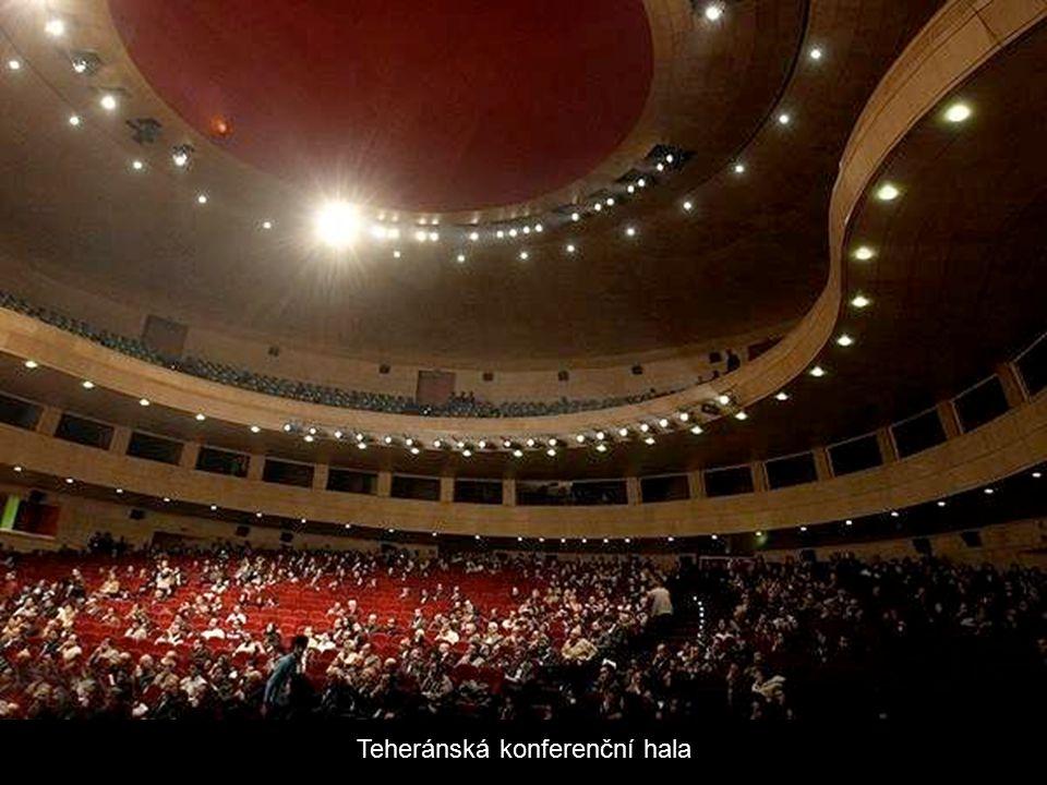 Nový íránský Parlament