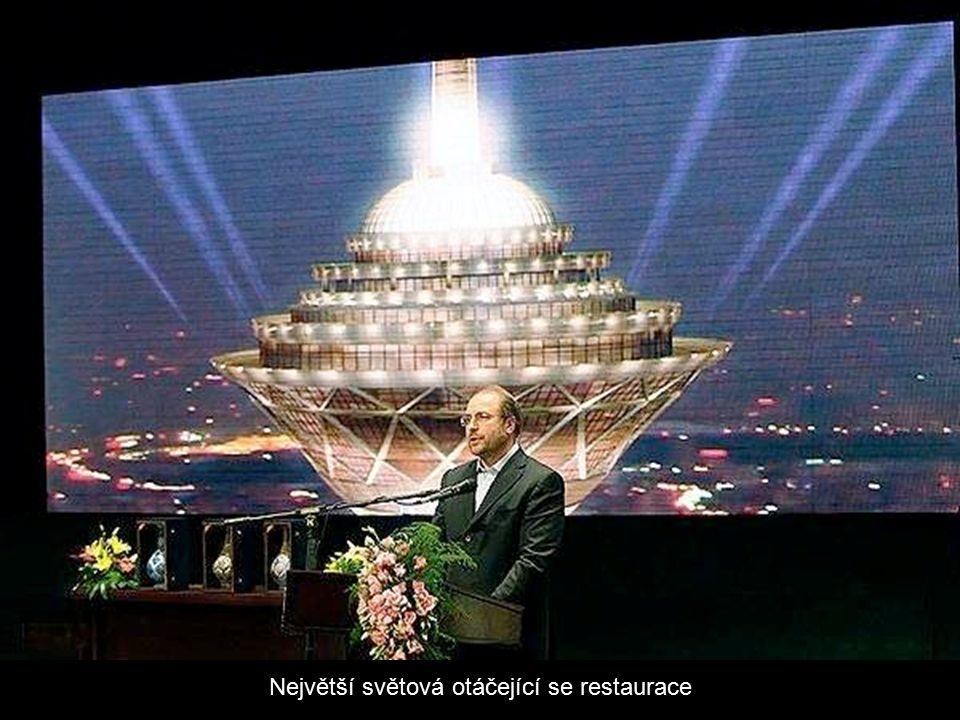 Restaurace s předislámskou architekturou