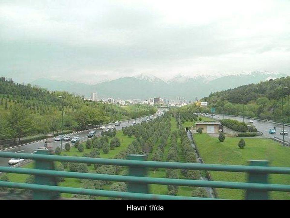 Íránské národní (archeologické) muzeum
