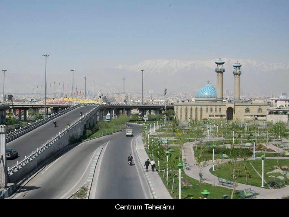 Centrum Teheránu