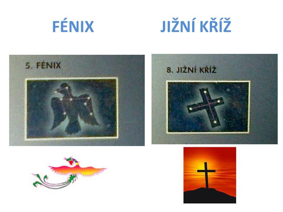 FÉNIX JIŽNÍ KŘÍŽ