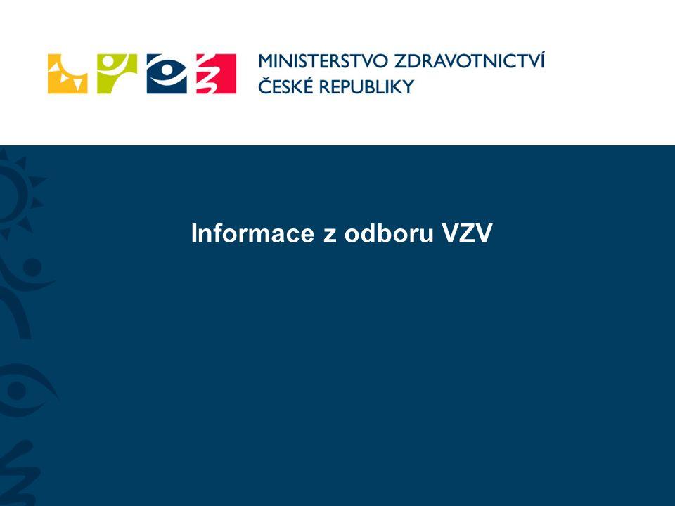 Informace z odboru VZV
