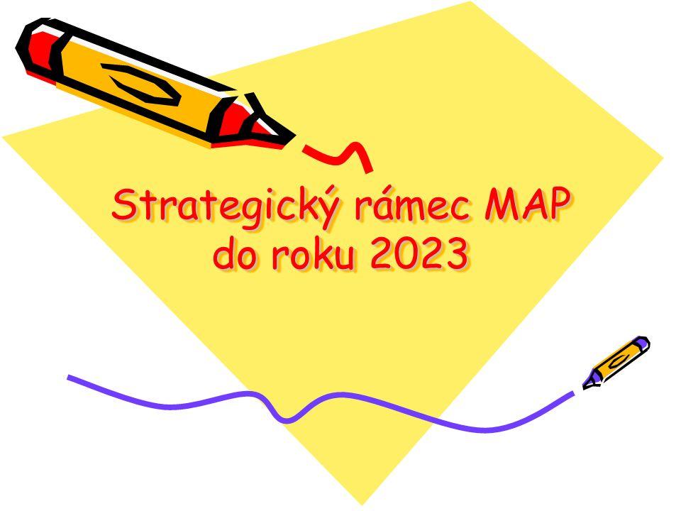 Strategický rámec MAP do roku 2023