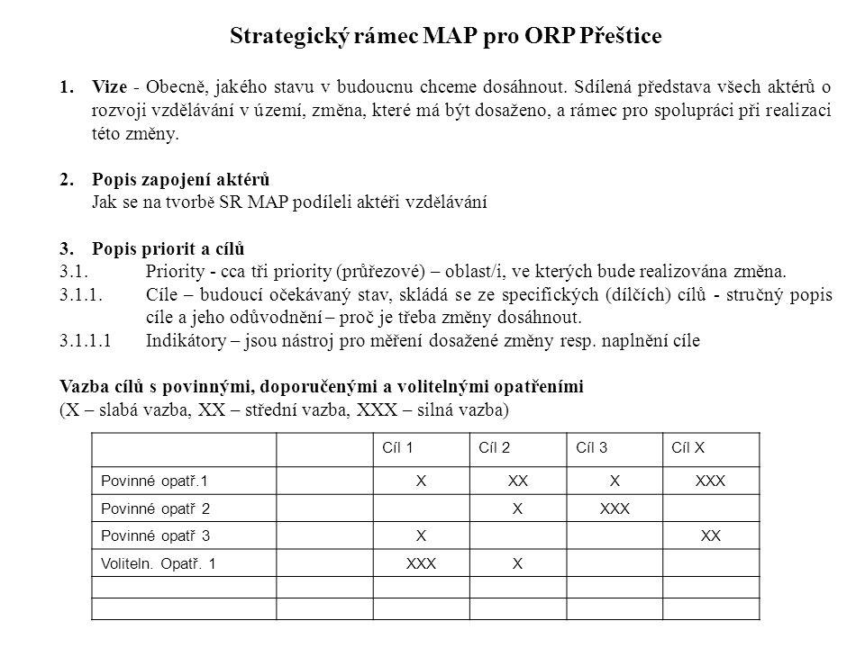 Investiční priority - seznam projektových záměrů pro investiční intervence v SC 2.4 IROP a pro integrované nástroje ITI, IPRÚ a CLLD zpracovaný pro ORP, území MAP ORP Blovice Identifikace školy, školského zařízení či dalšího subjektu Název: IČO: RED IZO: IZO: Název projekt u: Očekávan é celkové náklady na projekt v Kč Očekáva ný termín realizace projektu (od – do) Soula d s cíle m MAP* Typ projektu: s vazbou na klíčové kompetence IROP Bezbarié- rovost školy, školského zařízení **** Rozšiřování kapacit kmenových učeben mateřských nebo základních škol ***** Cizí jazyk Přírodní vědy ** Technic ké a řemesln é obory ** Práce s digitál.