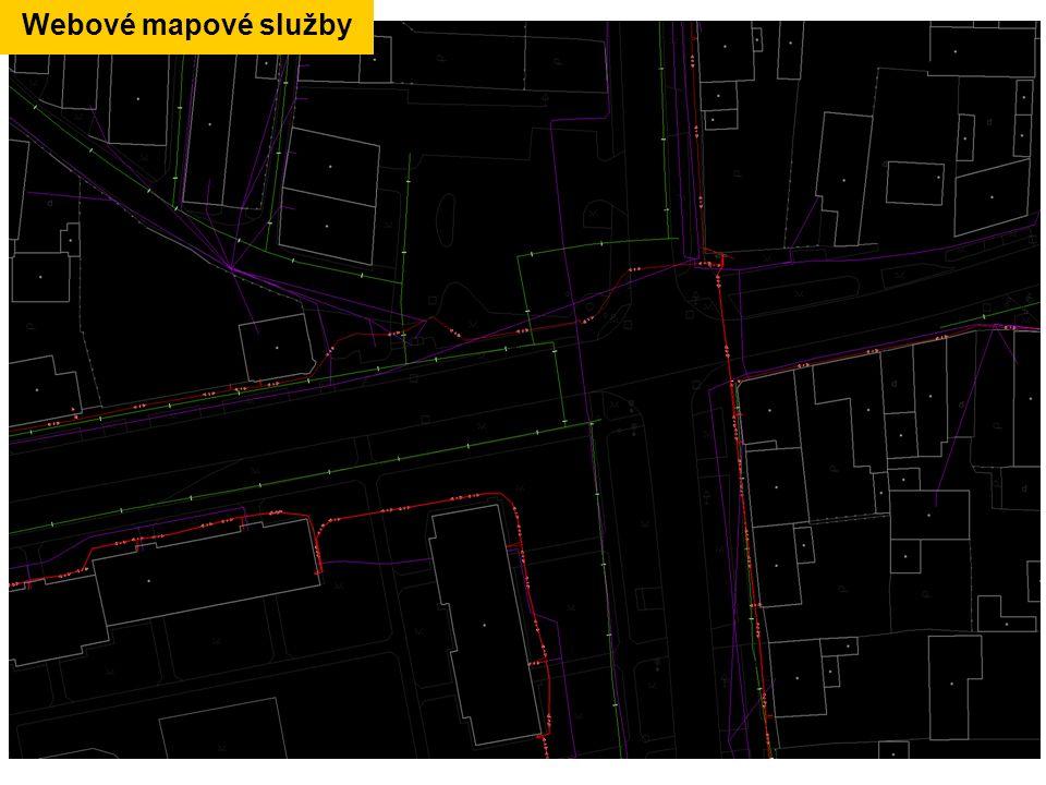 Webové mapové služby