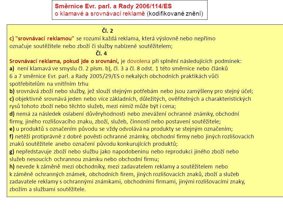 Čl. 2 c)