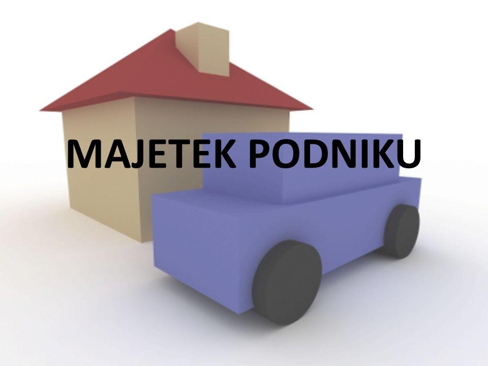 MAJETEK PODNIKU