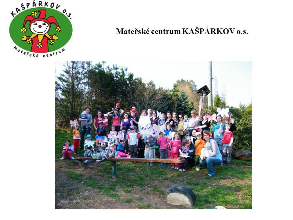 Mateřské centrum KAŠPÁRKOV o.s.