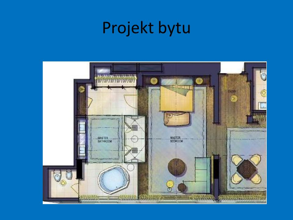 Projekt bytu