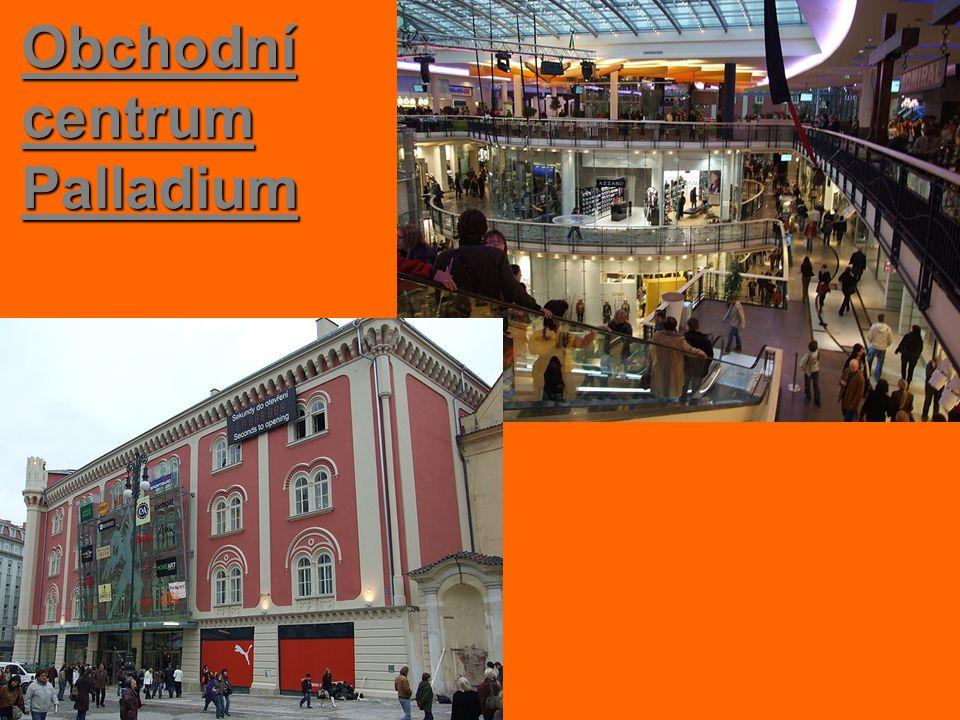 Obchodní centrum Palladium