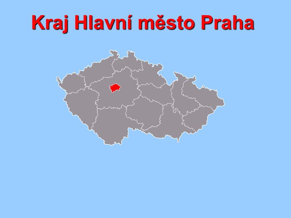 Kraj Hlavní město Praha