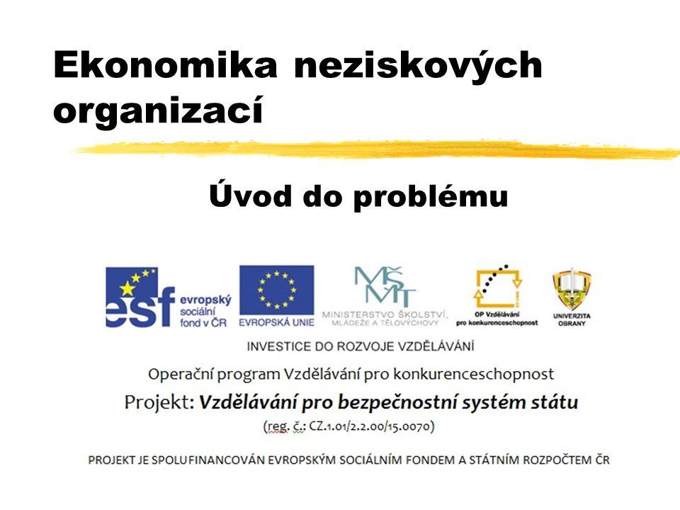 22 Komunitní a demokratizační funkce  Neziskové organizace dávají možnost projevu pluralitních názorů.