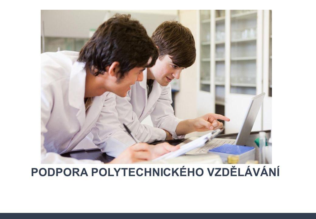 PODPORA POLYTECHNICKÉHO VZDĚLÁVÁNÍ