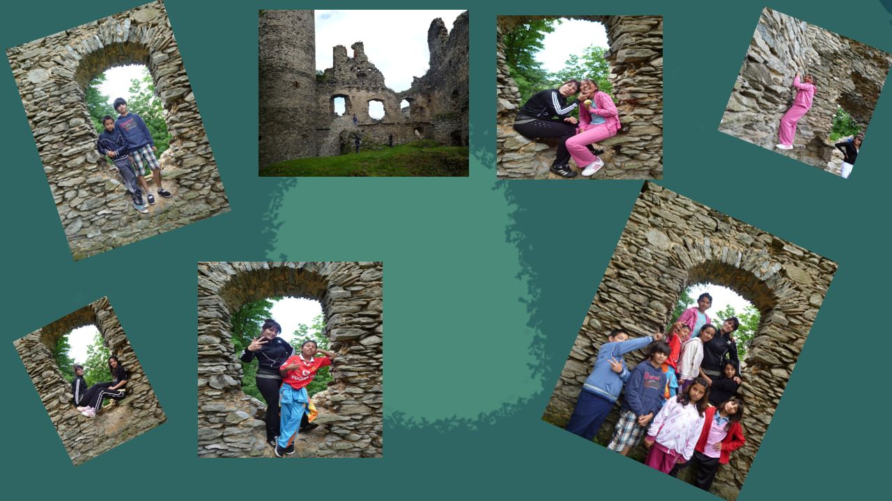 Školní výlet na hrad Sukoslav v Kostomlatech