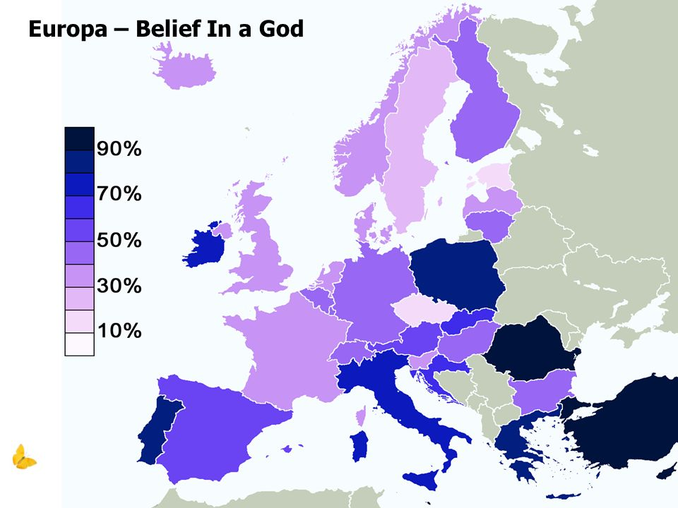 Europa – Belief In a God