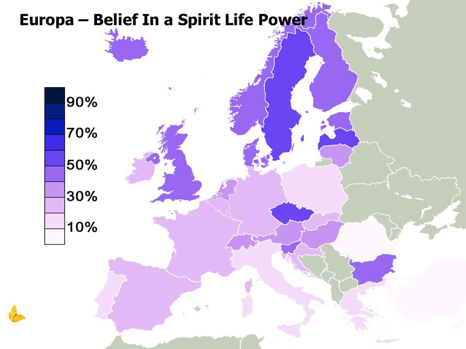 Europa – Belief In a Spirit Life Power