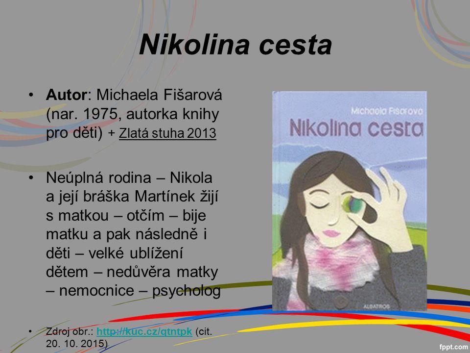 Nikolina cesta Autor: Michaela Fišarová (nar.