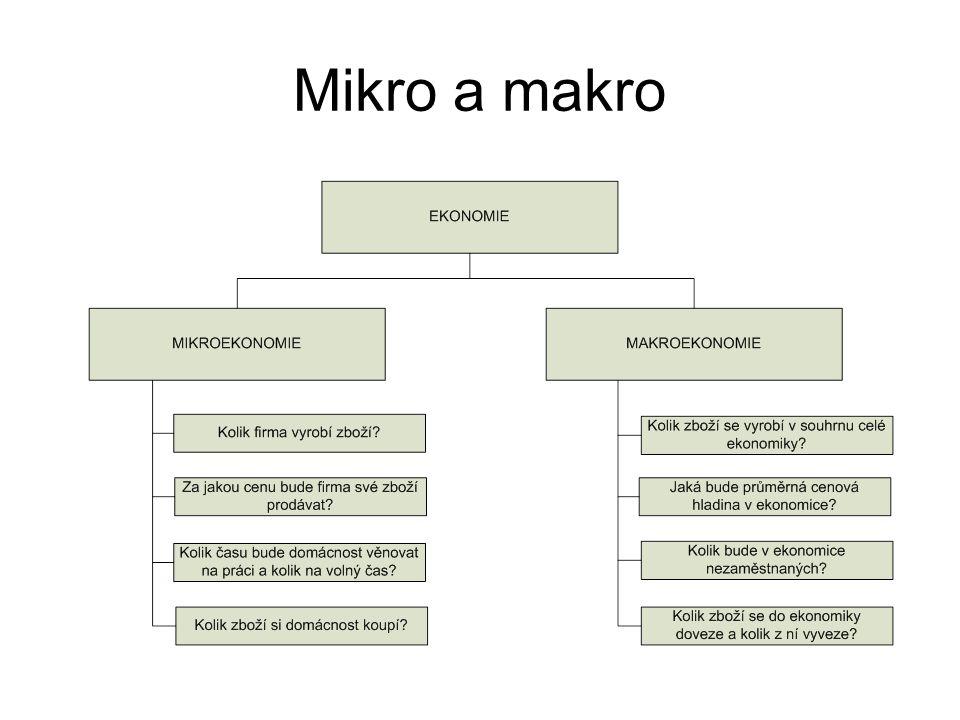 Mikro a makro