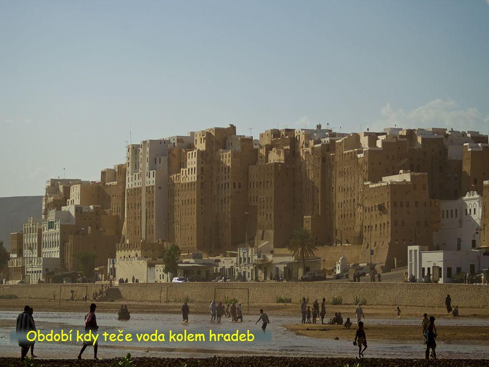 Bohužel Jemen je dnes zmítán nepokoji a pro turisty zde není bezpečno