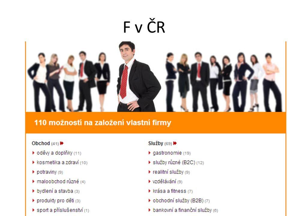F v ČR