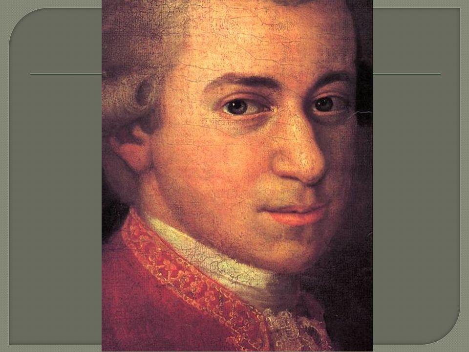  Otec Leopold – výborný houslista a hudebník  Matka Anna Marie  7 sourozenc ů, bohu ž el 5 z nich se nedo ž ilo ani jednoho roku  Na ž ivu z ů stali jen 2- Marie Anna (Nannerl) a Wolfgang (Volfí č ek)