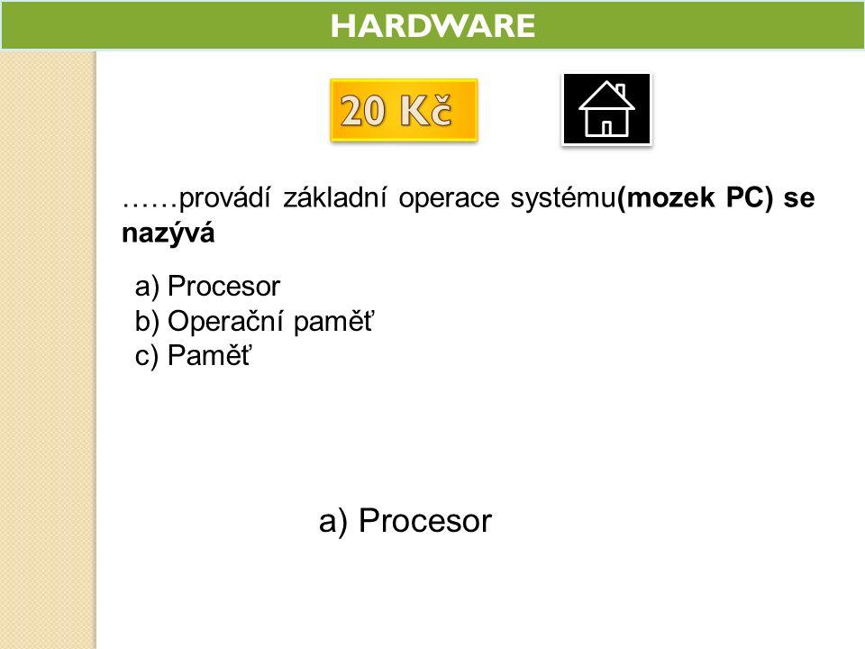 Výstupní zařízení počítače Výstupní zařízení jsou - a)Reproduktory, tiskárna, mikrofon b)Sluchátka, monitor, tiskárna c)Sluchátka, reproduktory, mikrofon b) Sluchátka, monitor, tiskárna