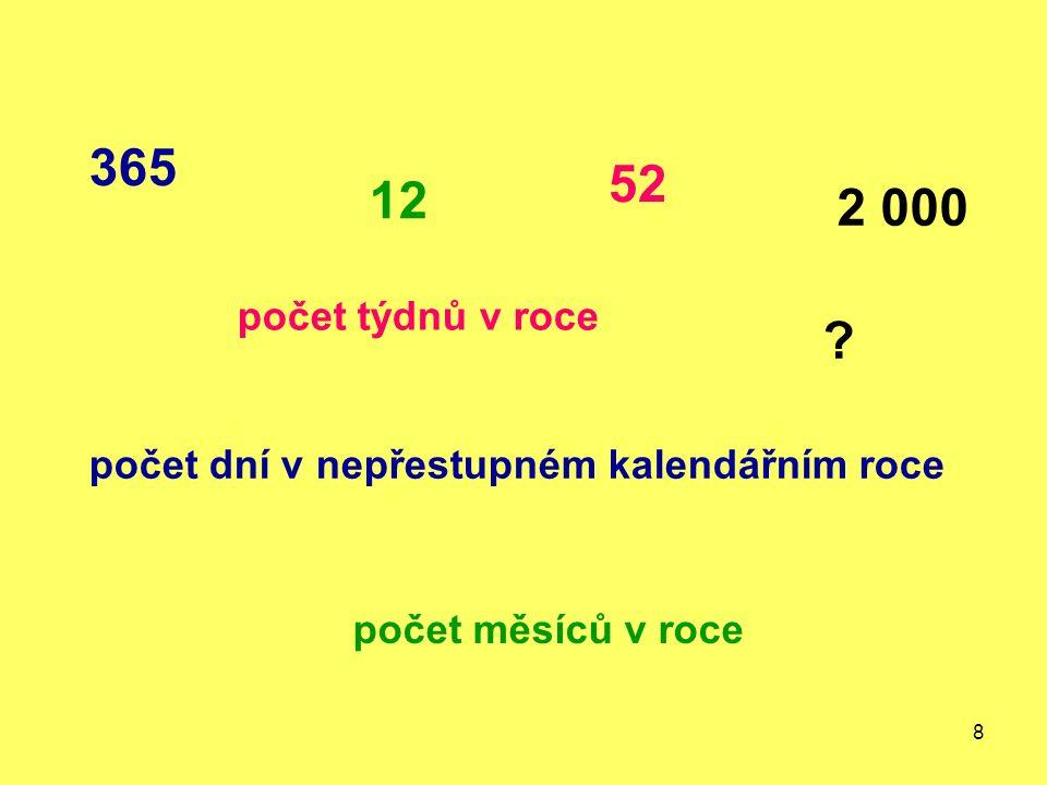 9 Z čísel 1,2,3,4,5,8,12,20,32,48,60,100 vypiš všechna ta, pro která platí: 1.