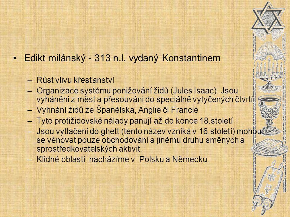 Edikt milánský - 313 n.l.